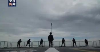 中国海军第35批护航编队圆满完成亚丁湾护航 170天全程无靠港休整
