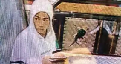 悬赏金额升至10万 内蒙古刑事案嫌犯在主城区换装露面