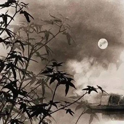公元756年,一个诗人失眠了一夜,从此被世人记了千年