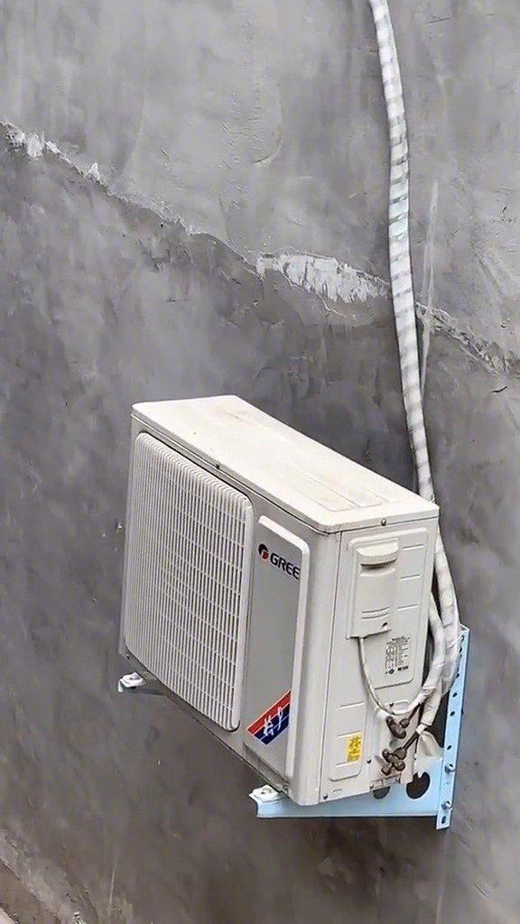 买管子送空调