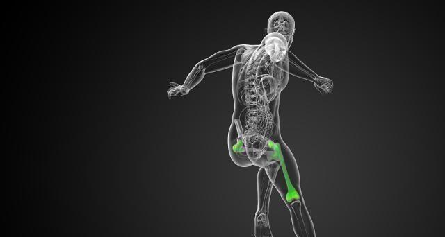 人类的骨骼也能发出恐惧信号吗?