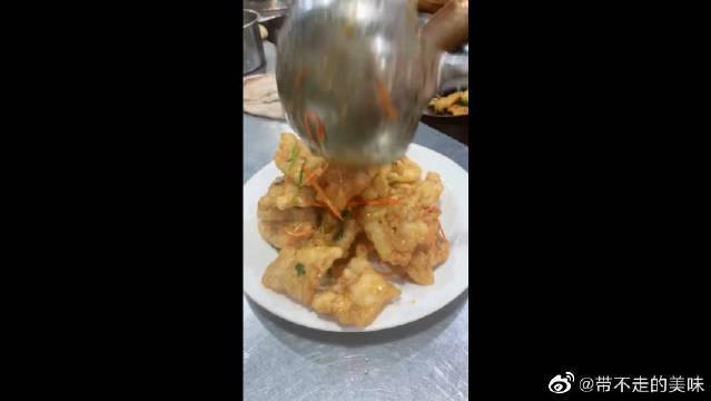 东北的正宗锅包肉,师傅做了这道菜,成功当上了店长!