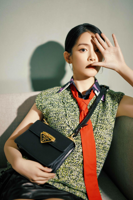 陈昊宇Prada看秀,每一次的时尚碰撞都与众不同