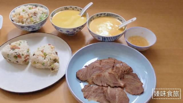 苦瓜炒饭,潮汕老阿姨用剩饭,做成好吃美味的午餐,你看没有不?