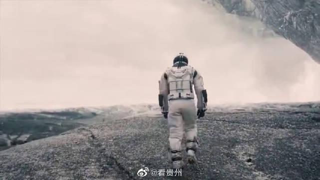 《星际穿越》绝美片段混剪!!