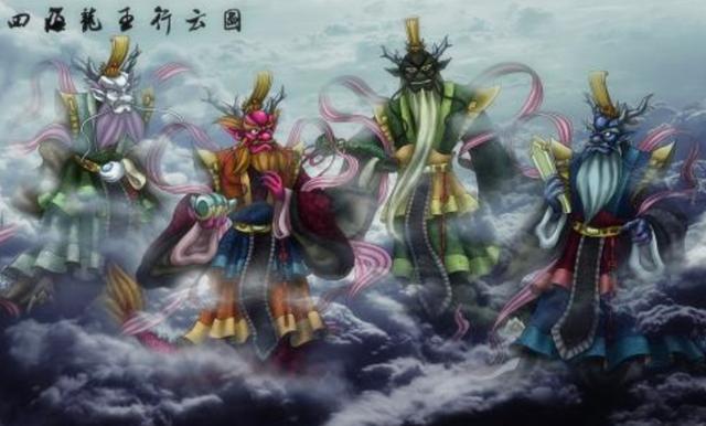 """中国的""""四海龙王""""是哪四个?东海龙王最悲催,被杀了一次又一次"""