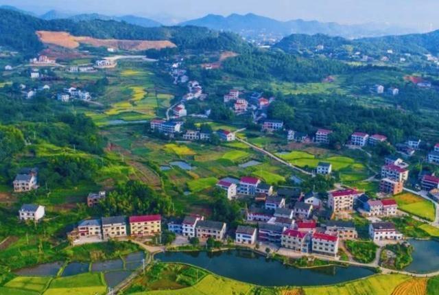 南京有最美的村庄 门票不是免费丢给婺源