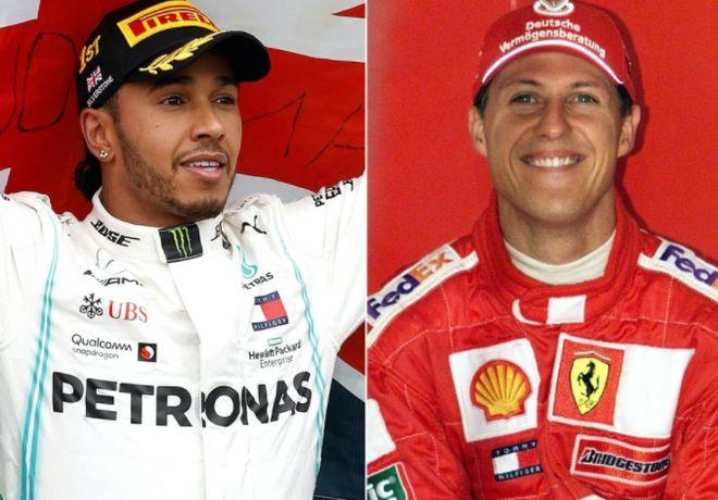 道德绑架!汉密尔顿欲强迫F1全体下跪,真拿7冠他能和舒马赫比?