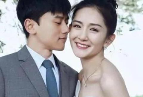 谢娜张杰结婚9周年,晒全家福照片,隔空表白太甜蜜