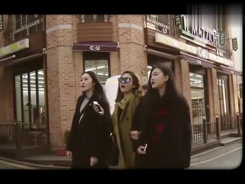 袁雨萱长相太清纯,韩国星探主动递上名片,宋妍霏羡慕了!