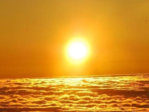 每一个太阳的死亡,都会留下一丝证据,人类只能袖手旁观