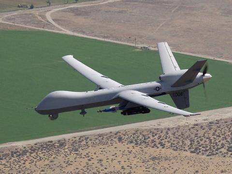 1架1个亿,比F35更贵的美制无人机,对印度有何吸引力?