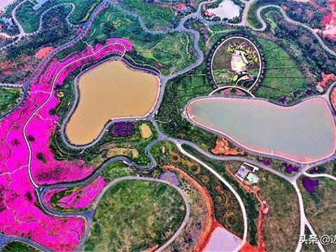 赏花看秀逛集市 十一黄金周畅玩弥勒太平湖森林小镇