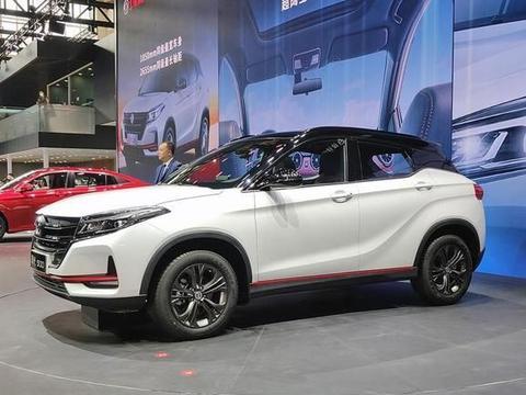 东风风光发布全新车型,双10.25英寸组合屏+1.5T发动机