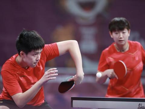 从王楚钦代替林高远,到王艺迪代替刘诗雯,国乒年轻人逐步挑大梁