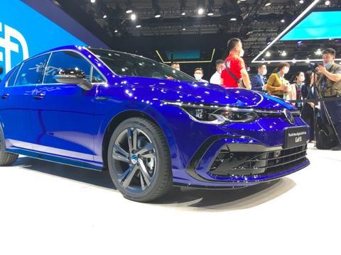 第八代高尔夫亮相北京车展,两厢车市场将再度火热?