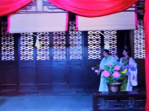 扫北王罗通迎娶史大嘴,没料到罗通出手惨被虐,真是一物降一物