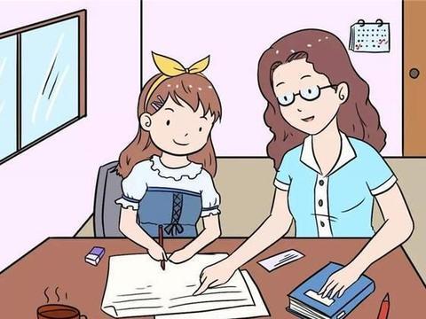 父母辅导孩子写作业的3个误区,越是这样,孩子的自觉性就会越差