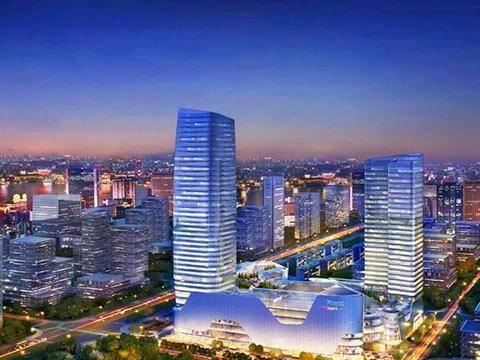 又一世界级地标落地番禺!粤海广场的设计将带来满分惊喜