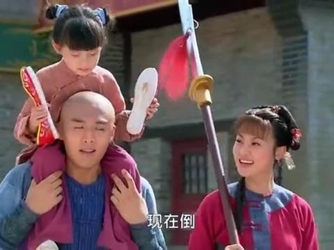 新还珠格格:紫薇来到大杂院,看到小燕子的房间竟有点嫌弃