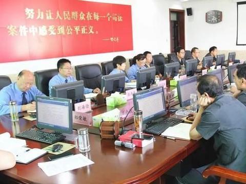 河南方城:刘海俭检察长列席县法院审判委员会