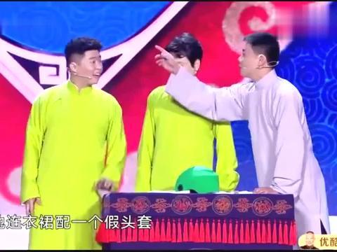 喜剧人:孟鹤堂进决赛,心态飘了不走正路,师大爷于谦:得走正道