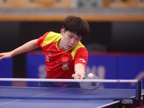 王楚钦如果和孙颖莎混双超越许昕刘诗雯,能否参加东京奥运会?