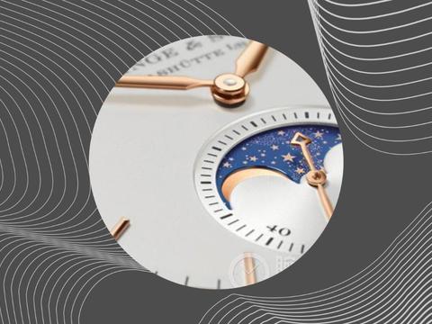 举头望明月,低头却不知手表月相图怎么看?月相机械表使用方法!