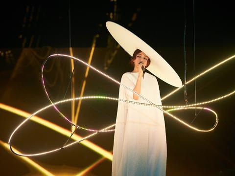 田馥甄新专辑发行二巡开启 首唱多首新歌