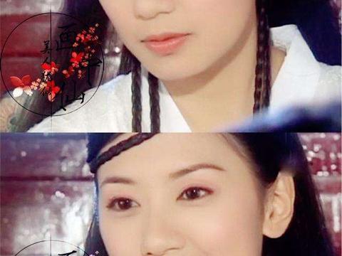 贾静雯年轻时,李冰冰年轻时,王艳年轻时,看到陈好:惊艳了时光