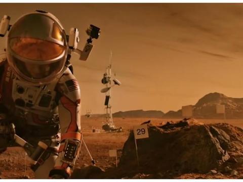 《火星救援》,在绝望中保持乐观并敢于行动,你也可以在火星生存