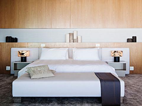 心理测试:4个床,你最想睡哪个?测你此生能否坐享豪宅?