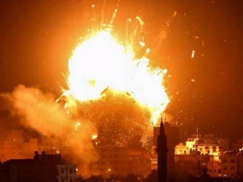 反美第一枪彻底打响,炸弹在首都引爆,伊朗要刺杀美大使?