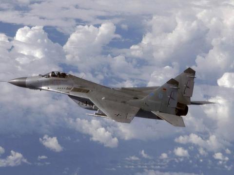 苏联最后一代前线战斗机,米格设计局精心打造,米格-29战斗机