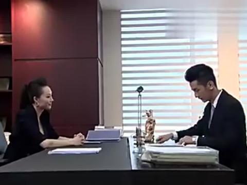 宝莲设计让林坤签字,诬陷他侵吞公款来威胁敏君