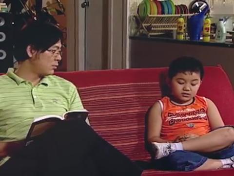 家有儿女:小雨发现姥姥抽烟,刘星反应亮了,不说实话真难