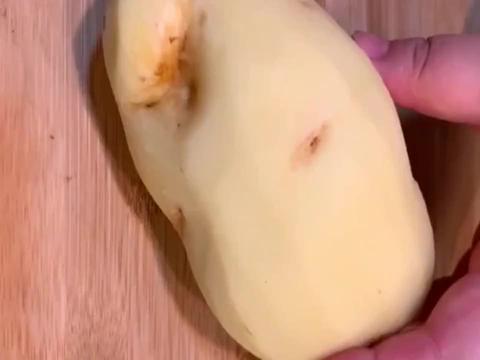 大厨秘制一大盘,土豆这招太绝了