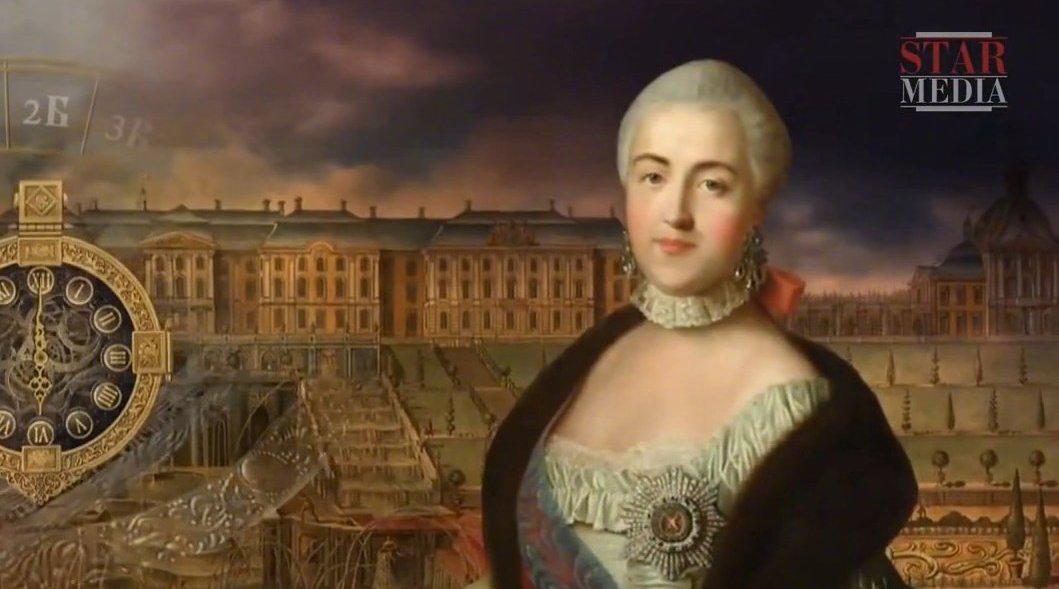 叶卡捷琳娜二世掌权 The Throne Taken by Catherine II