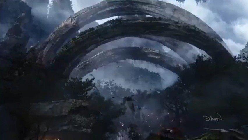 《阿凡达2》已经拍摄完成啦,影片将于2022年12月在北美上映……