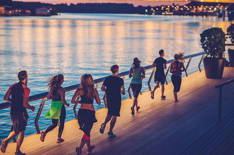 跑步对你的健康有好处 但是当你有这些问题时 请停止