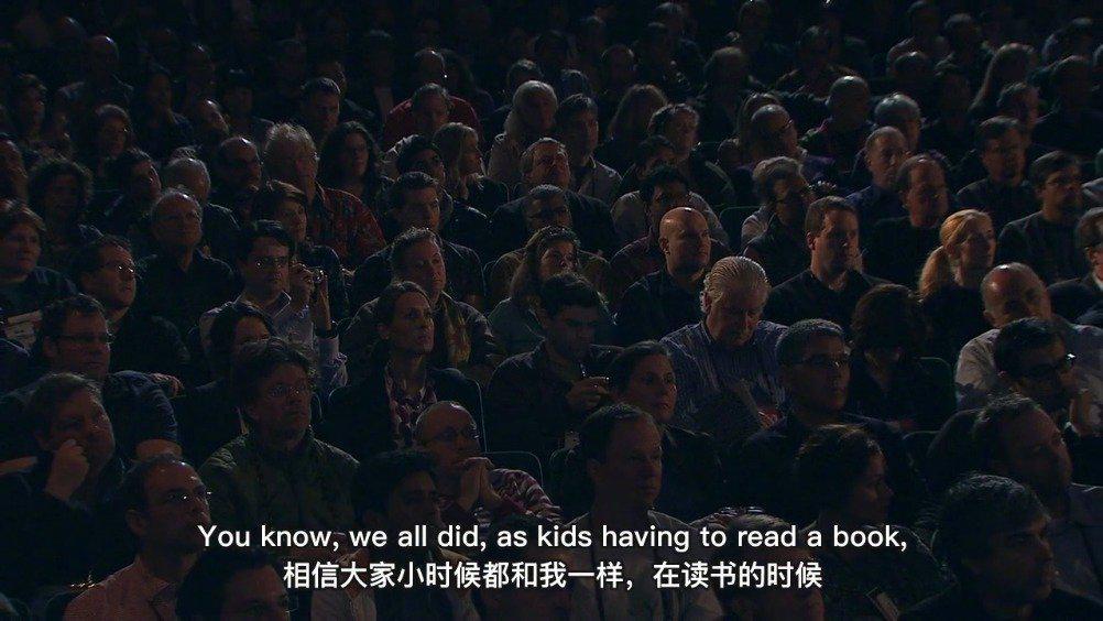 导演卡梅隆在TED上的演讲《阿凡达之前,有一个好奇的小男孩》……