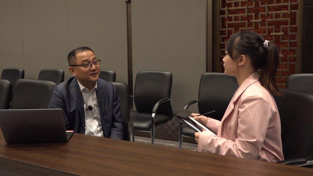 中电专访丨华为集团能源业务部高级解决方案专家