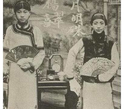名妓杨翠喜有多漂亮?清朝王爷一见倾心,李叔同更是为她出家