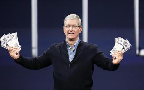 苹果的大股东是库克吗?市值高达2万亿,为什么没诞生世界首富?