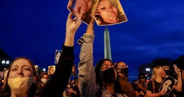 警察枪杀黑人女子却未被起诉 泰勒案判决再掀全美抗议潮
