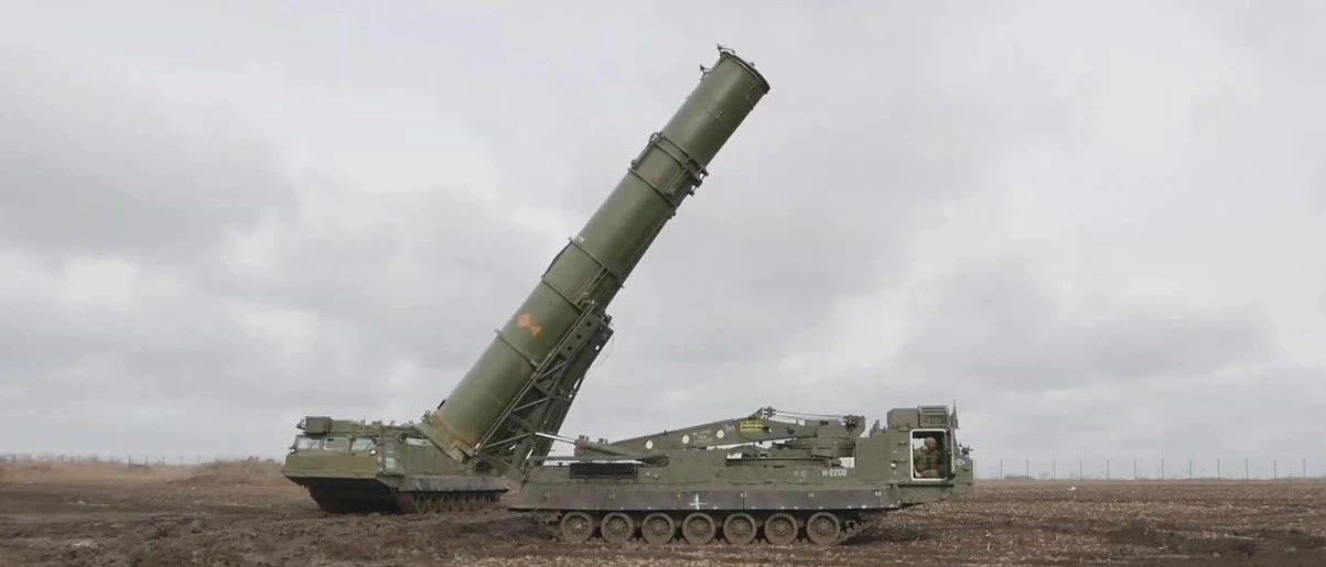 S-500与S-300V4合体,俄随手攒出一套反导系统