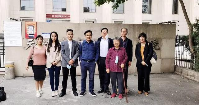 母亲坚持申诉19年,天津杨松发杀人案开庭,检方建议改判无罪