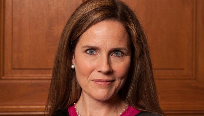 保守派法官巴雷特或将接替金斯伯格,移民立场强硬反堕胎