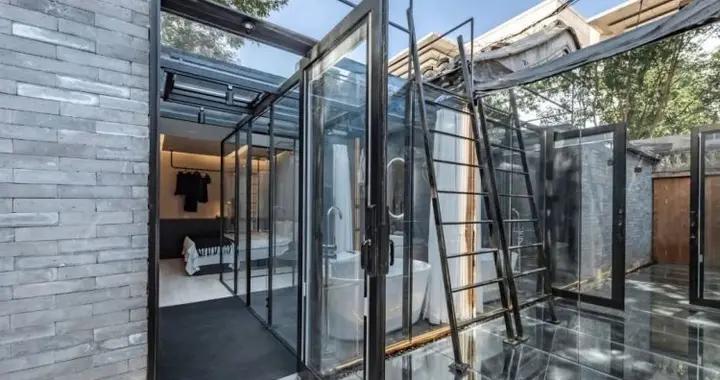 独居57㎡北京二环胡同房!90后姑娘仅14天就爆改了整栋屋子
