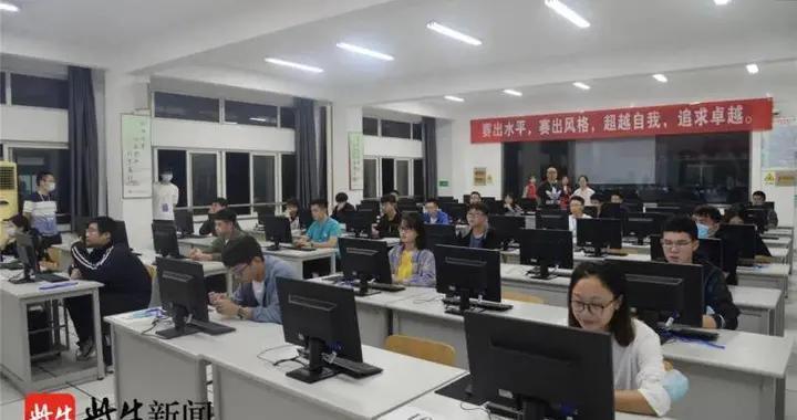 江苏省职业院校技能大赛在常州工程职业技术学院举行 首次采用承办院校申报评审制和大赛巡视员制度
